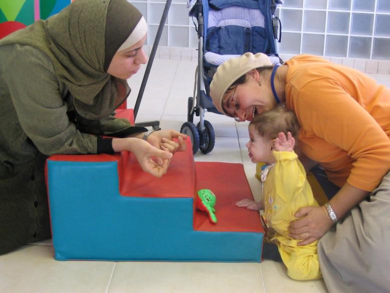 L'ospedale dei bambini israeliani e palestinesi