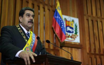 Venezuela: Maduro chiude le frontiere