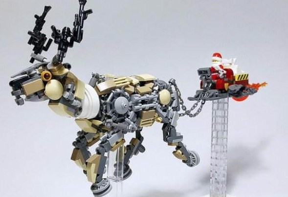 Erzelli: al Great Campus Natale con renne robotiche e laboratori di videogame