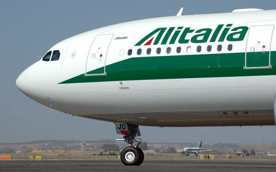 Rimandare uccide, vendete Alitalia
