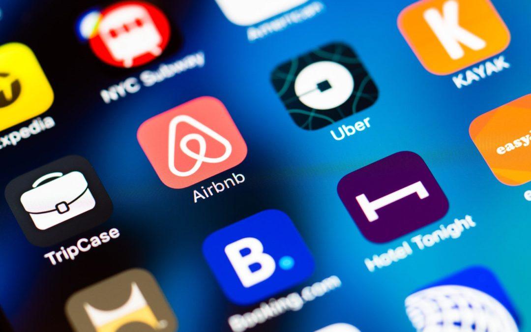 """Airbnb, Uber, Megabus: i """"cattivi"""" della Sharing Economy ti pagano le vacanze"""