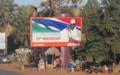 Il Gambia sceglie Adama Barrow