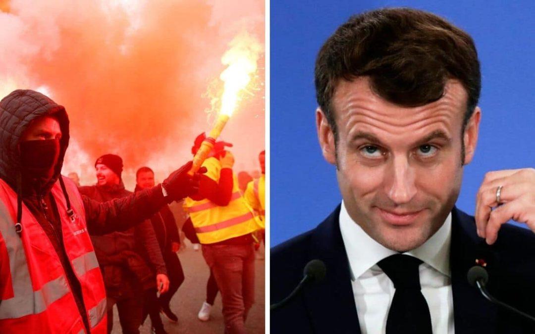 Francia, cosa prevede la contestata riforma delle pensioni di Macron e perché è meglio di Quota 100