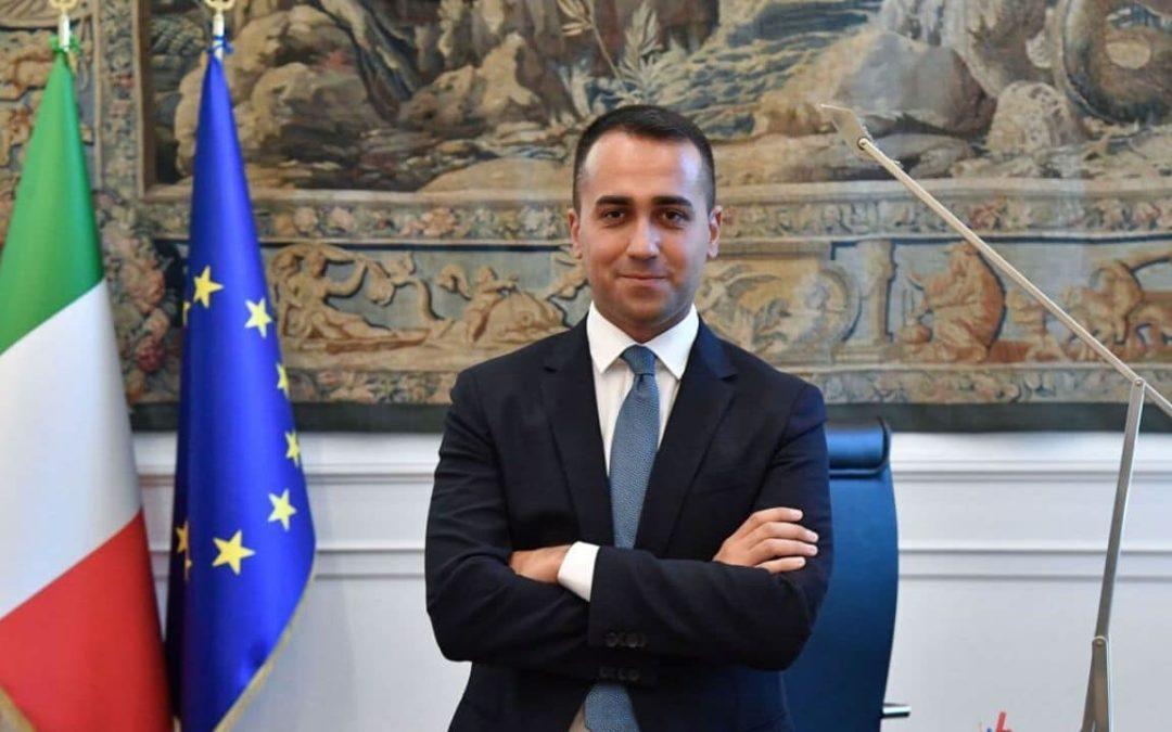 Di Maio: l'unico ministro degli Esteri senza esperienza di tutta l'UE