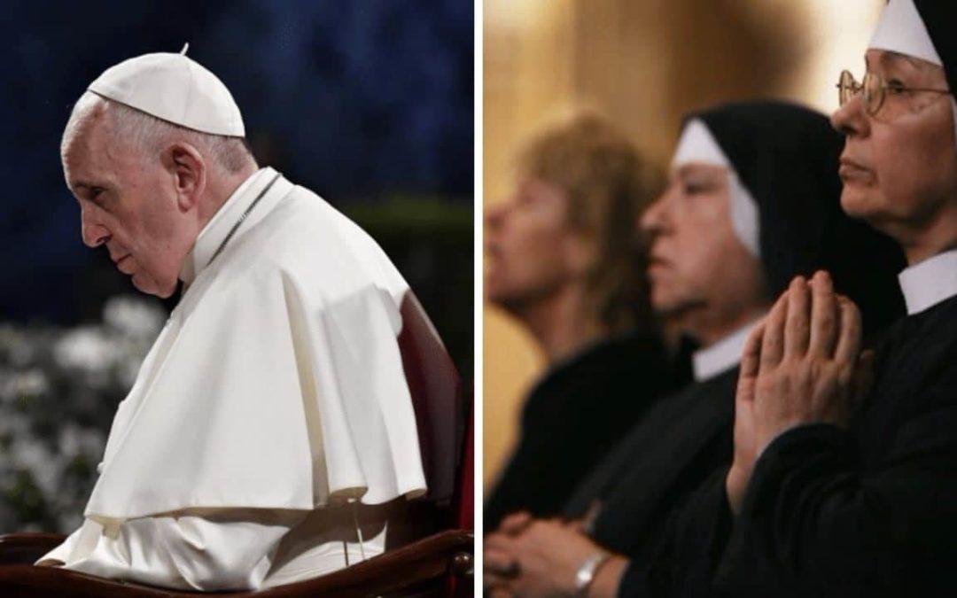 Il Papa parla di centralità delle donne, ma nella Chiesa continuano a non contare nulla