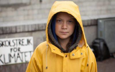 """Anche Greta cede alle regole del mercato: registrato il marchio """"Greta Thunberg"""""""