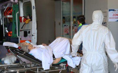Stanno finendo i posti in terapia intensiva: tutti i dati della catastrofe sanitaria