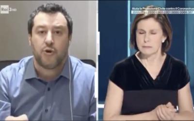 L'incredibile video di Salvini che pontifica di economia e non conosce il PIL
